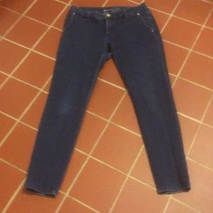 Women's Michael Kors Skinny Blue 👖 Jeans